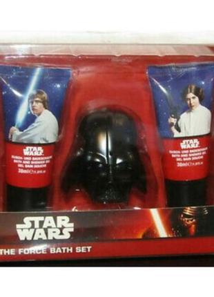 Подарочный набор для ванной star wars  для мальчиков