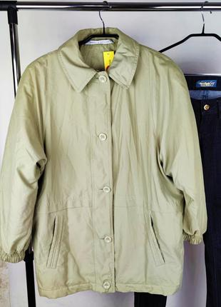 Красивая утепленная легкая куртка marks&spencer шри ланка