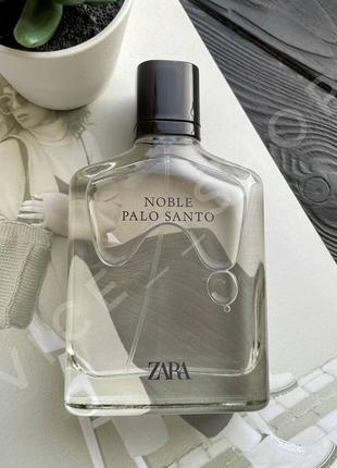 Zara noble palo santozara 100 мл духи парфюмерия туалетная вода оригинал испания купить
