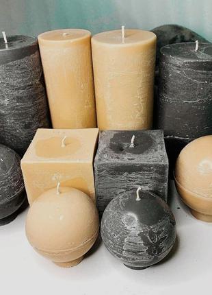 Свечи свічки аромасвечи
