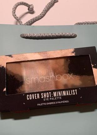 Тени smashbox cover shot eye palette