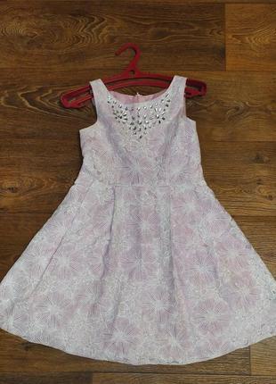 Фирменное шикарное платье