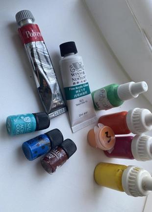 Краски polycolor для китайской росписи