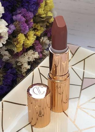 💄губная помада matte revolution lipstick - pillow talk от charlotte tilbury