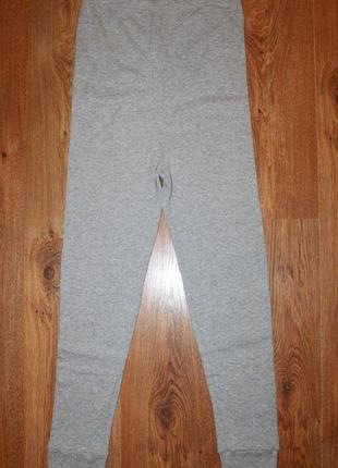 Подштанники термо штаны лосины с высокой посадкой 38-42р.