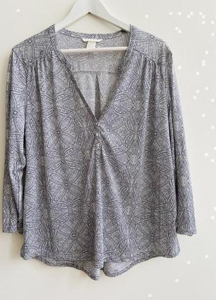 Блуза h&m p.l #1415 sale❗️❗️❗️black friday❗️❗️❗️