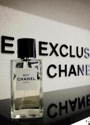 Эксклюзивный аромат chanel boy 200 ml