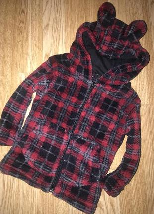 Теплая кофта, свитер, батник
