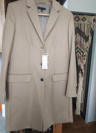 Пальто классическое (шерсть+ кашемир)
