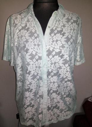Блуза, рубашка george 18р.