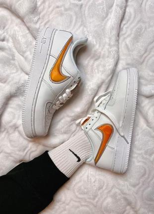 Nike air force 1 low 🔺женские кроссовки найк белые 🔺36-40