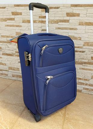 Чемодан,валіза ,польский бренд ,дородная сумка ,сумка на колёсах