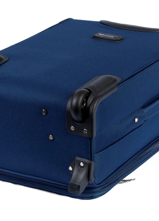 Чемодан,валіза ,польский бренд ,дородная сумка ,сумка на колёсах4 фото