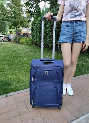 Чемодан,валіза ,польский бренд ,дородная сумка ,сумка на колёсах5 фото