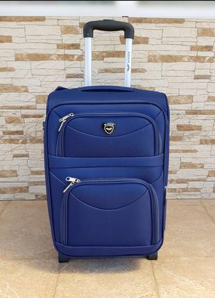 Чемодан,валіза ,польский бренд ,дородная сумка ,сумка на колёсах2 фото