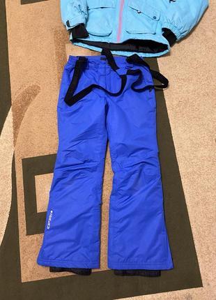 Лыжные штаны icepeak 152см