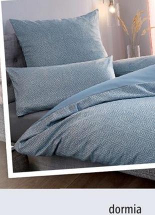 Тёплое постельное бельё от dormia, германия, п-155*220, н-80*80см