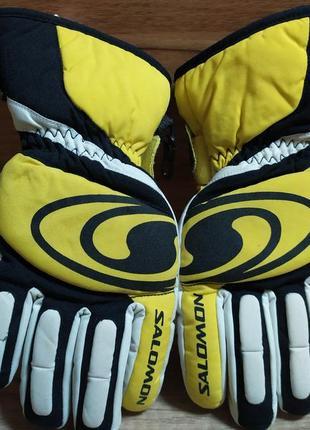Лыжные перчатки salomon