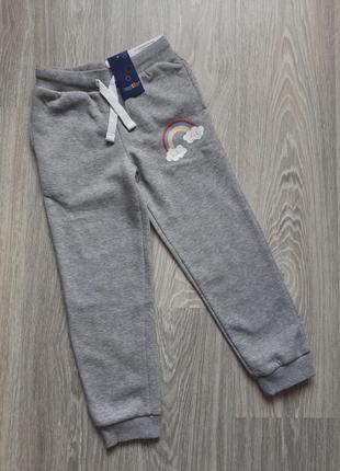 Спортивные штаны lupilu утепленные на девочку