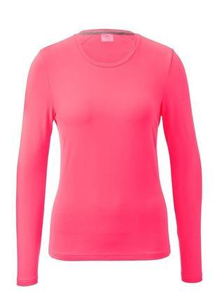 Неоново-розовый реглан  active для занятий спортом tchibo