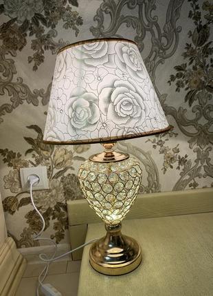 Настольная лампа, настільна лампа
