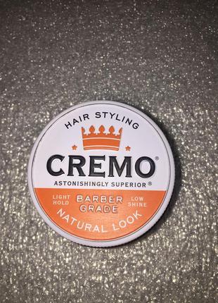 Крем для укладки cremo barber grade сша