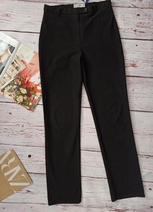 Чёрные брюки duatex