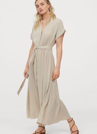 Потрясающе красивое летнее платье рубашка/кафтан