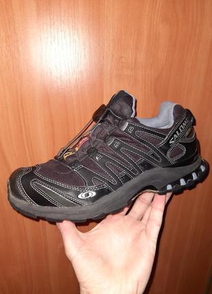 Трекинговые кроссовки salomon 3d gtx, оригинал, 39 1/3 размер