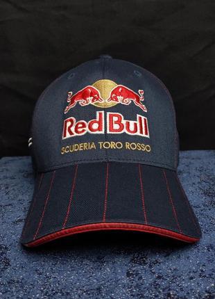 Red bull scuderia toro rosso бейсболка кепка