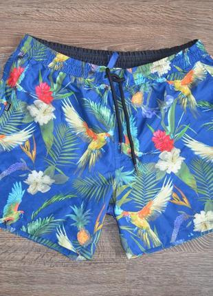 Шорты из свежих коллекций трендовый цвет h&m ® swim shorts men's