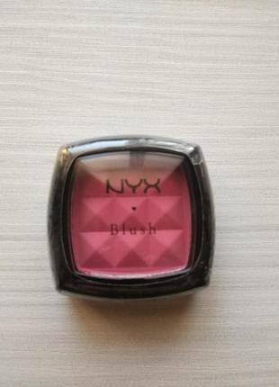 Nyx компактные румяна