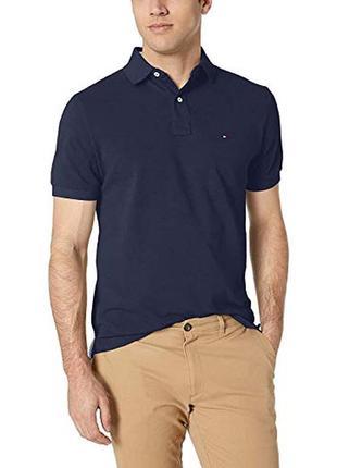 Поло свежие коллекции tommy hilfiger.® polo shirt