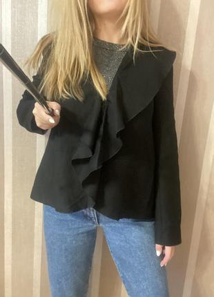 Пиджак жакет пальто блейзер zara