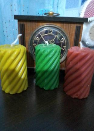 Ароматизированные свечки