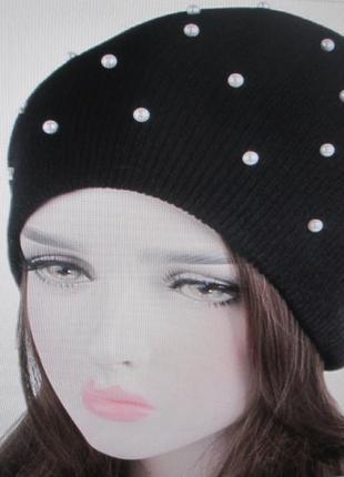 1 стильная шапка модная шапка