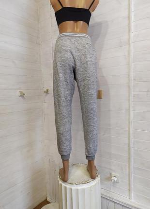 Тепленькие спортивные штаны с 3 кармашками