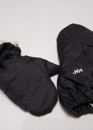 Зимние  термоварежки на меху, зимовi рукавицi на 4-6 лет