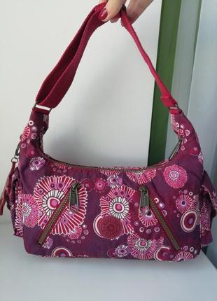 Фірмова бельгійська багатофункціональна сумка kipling!!! оригінал!!!