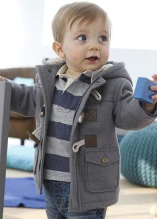 ⭐ весеннее пальто для мальчика