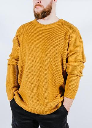 Мужской свитер зимний