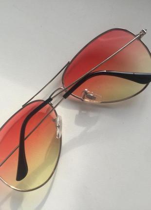 Солнцезащитные очки «капельки»