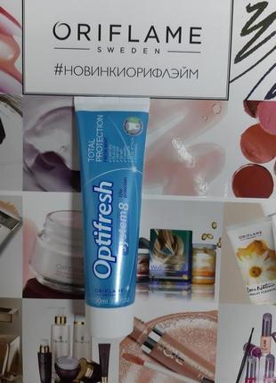 Защитная паста для зубов