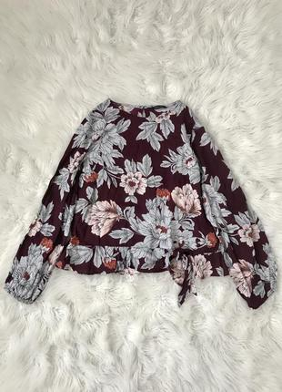 Шикарная натуральная блуза m/l/xl happy holly швеция 🇸🇪 оригинал