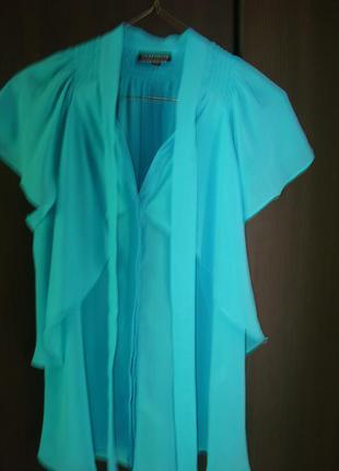 Летняя шифоновая блузка! доставка укрпочтой за мой счет