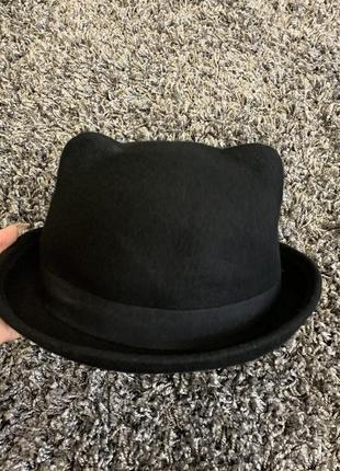 Шляпа з вушками h&m