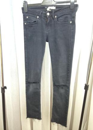 Узкие джинсы topshop