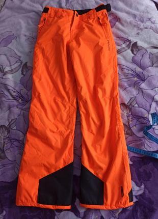 Роба штаны утеплённые термо яркие