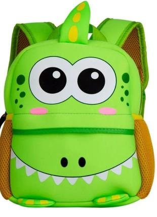 Детский рюкзак дракоша для мальчика