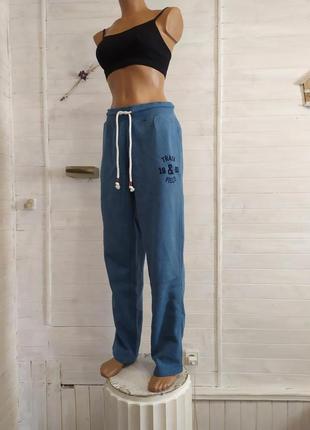 Очень теплые спортивные штаны унисекс
